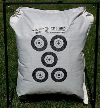 THE RAG BAG THIRD HAND TARGET COVERS